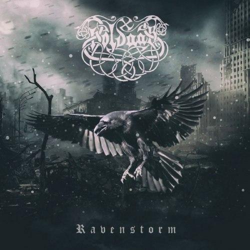 HOLDAAR - Ravenstorm CD NS Metal