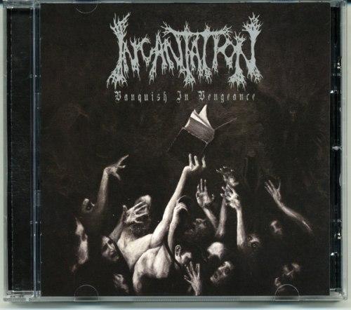 INCANTATION - Vanquish In Vengeance CD Death Metal
