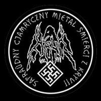 KRUK - S.C.M.S.Z.K - Patch Нашивка Black Metal