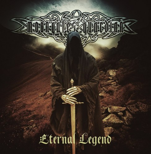 MOONGATES GUARDIAN - Eternal Legend CD Epic Metal