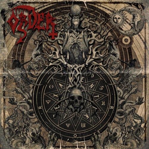 ORDER - Lex Amentiae CD Blackened Death Metal