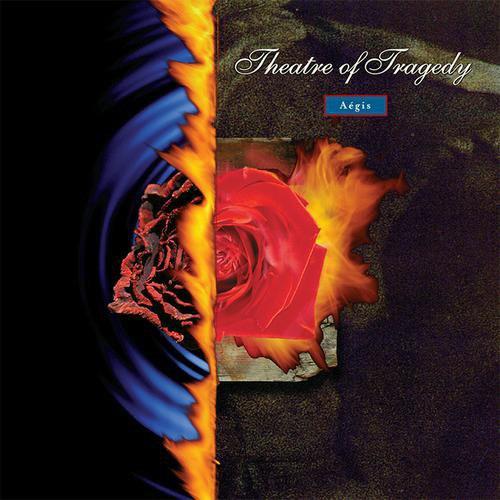 THEATRE OF TRAGEDY - Aégis CD Dark Metal