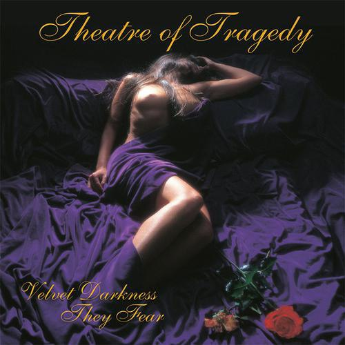 THEATRE OF TRAGEDY - Velvet Darkness They Fear CD Dark Metal
