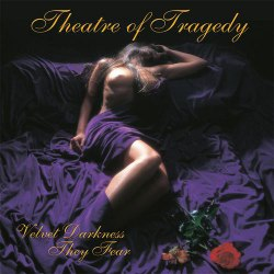 THEATRE OF TRAGEDY - Velvet Darkness They Fear CD Dark Metal
