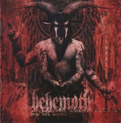 BEHEMOTH - Zos Kia Cultus (Here And Beyond) CD Blackened Death Metal