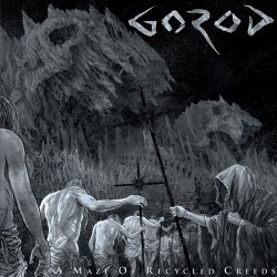 GOROD - A Maze Of Recycled Creeds CD Technical Death Metal