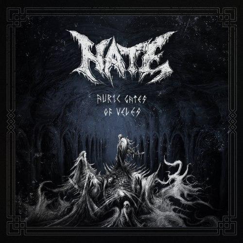 HATE - Auric Gates Of Veles CD Blackened Death Metal