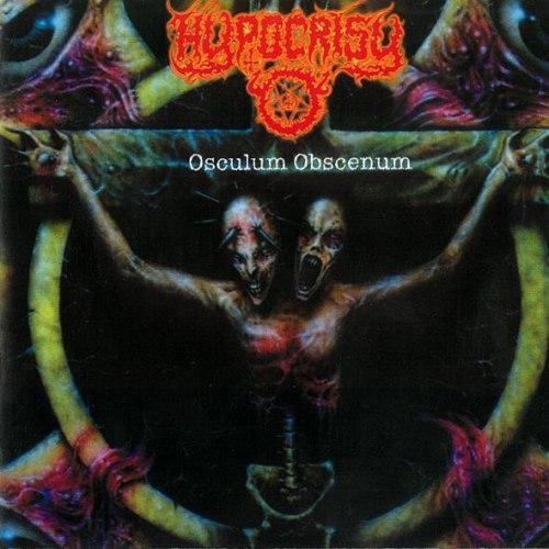 HYPOCRISY - Osculum Obscenum CD Death Metal