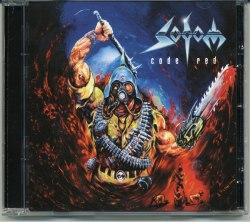 SODOM - Code Red CD Thrash Metal