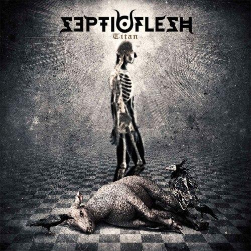 SEPTIC FLESH - Titan CD Dark Metal
