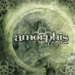 AMORPHIS - Chapters CD+DVD Dark Metal
