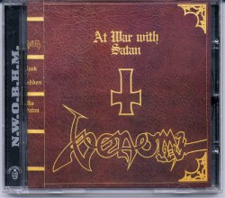 VENOM - At War With Satan CD Speed Thrash Metal