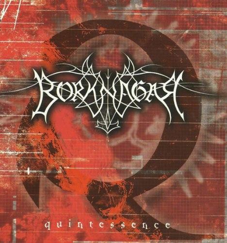 BORKNAGAR - Quintessence CD Nordic Metal