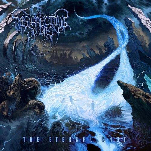 RESURRECTING JUDAS - The Eternal Knot CDr Technical Brutal Death Metal
