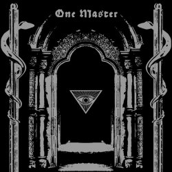 ONE MASTER - The Quiet Eye of Eternity CD Black Metal