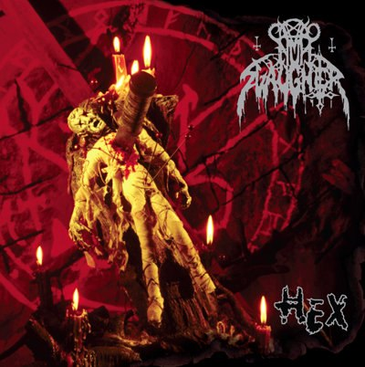 NUNSLAUGHTER - Hex CD Death Thrash Metal