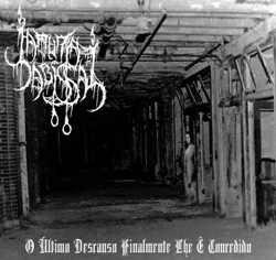 LAMURIA ABISSAL - O Último Descanso Finalmente lhe é Concedido CD Depressive Metal