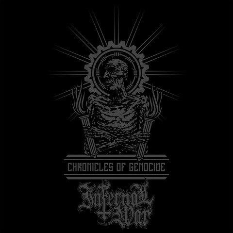 INFERNAL WAR - Chronicles Of Genocide CD Black Metal
