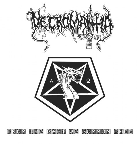 "NECROMANTIA - From The Past We Summon Thee 7""EP Black Metal"