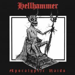 HELLHAMMER - Apocalyptic Raids Gatefold LP Metal
