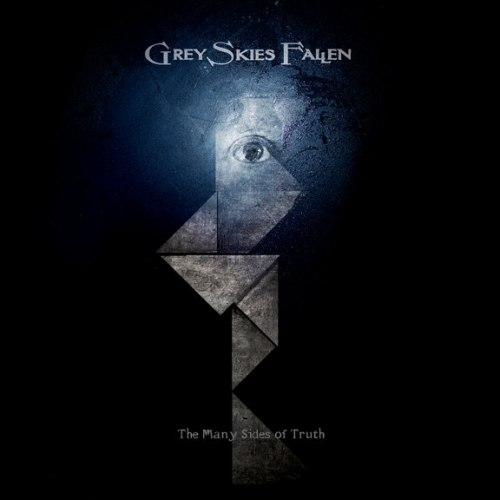 GREY SKIES FALLEN - The Many Sides Of Truth CD Progressive Doom Death Metal