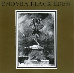 ENDVRA - Black Eden CD Dark Ambient