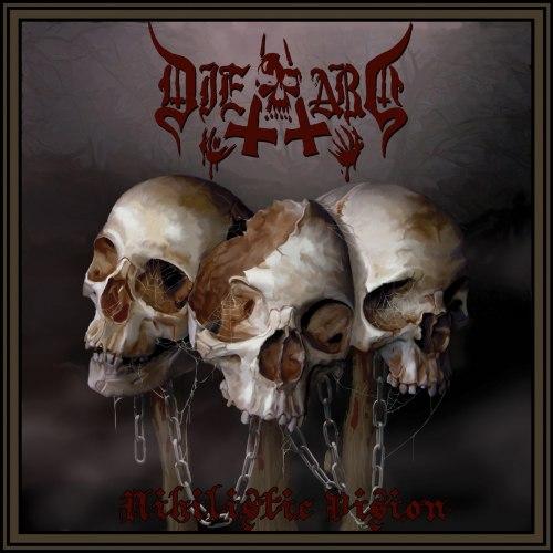 DIE HARD - Nihilistic Vision CD Death Thrash Metal