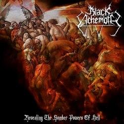BLACK ACHEMOTH - Revealing The Somber Powers Of Hell CD Black Metal