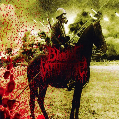 BLOOD VENGEANCE - Iron Warfare CD Blackened Thrash Metal