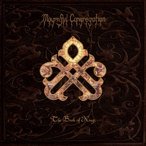 MOURNFUL CONGREGATION - The Book Of Kings Digi-CD Funeral Doom Metal