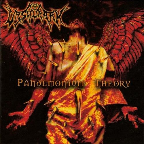 URSHURARK - Pandemonium Theory Digi-CD Blackened Death Metal