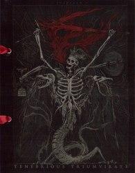 THY KINGDOM ABLAZE / PESTILENTIA / RITE OF DARKNESS - Tenebrious Triumvirate Digi-CD Black Metal