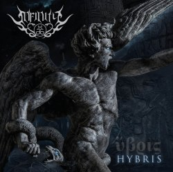 INFINITY - Hybris CD Black Metal