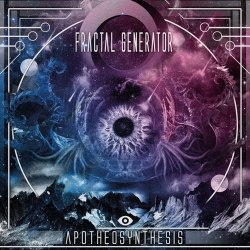 FRACTAL GENERATOR - Apotheosynthesis CD Technical Death Metal