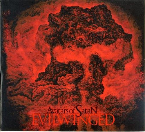 EVILWINGED - Avatars of Satan Digi-CD Black Metal