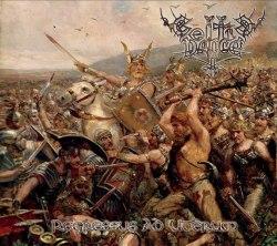 CELTIC DANCE - Regressus Ad Uterum Digi-CD Heathen Metal