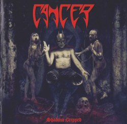 CANCER - Shadow Gripped Digi-CD Death Thrash Metal