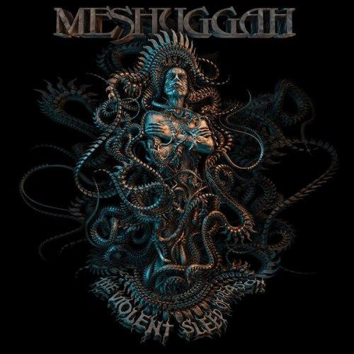 MESHUGGAH - The Violent Sleep Of Reason Digi-CD Progressive Death Metal