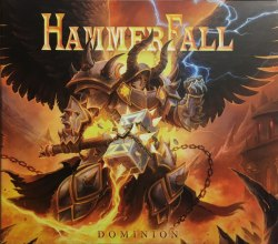 HAMMERFALL - Dominion Digi-CD Power Metal