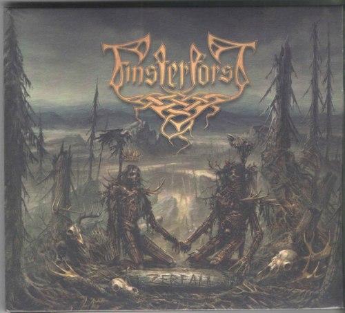 FINSTERFORST - Zerfall Digi-CD Folk Metal