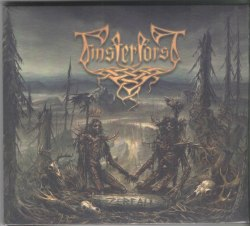 FINSTERFORST - Zerfall Digi-CD Folk Metal