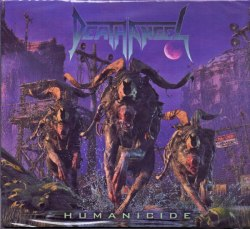 DEATH ANGEL - Humanicide Digi-CD Thrash Metal