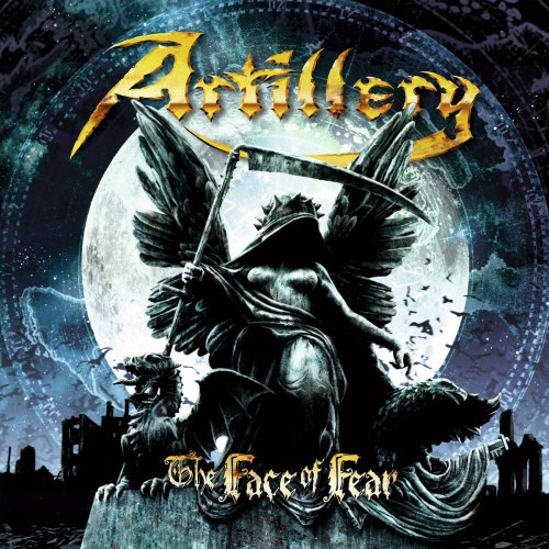 ARTILLERY - The Face of Fear Digi-CD Heavy Thrash Metal