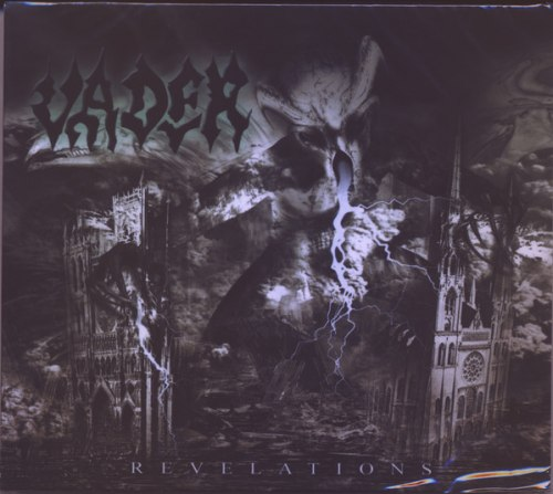VADER - Revelations Digi-CD Death Thrash Metal