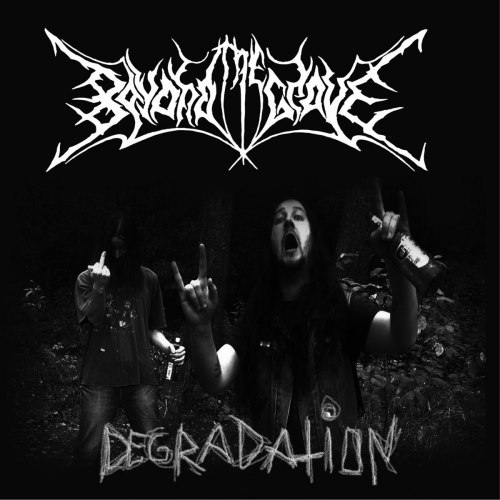 BEYOND THE GRAVE - Degradation CD Blackened Metal