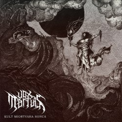 VOX MORTUIS - Kult Miortvaha Sonca Digi-CD Blackened Metal