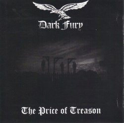 DARK FURY - The Price Of Treason CD NS Metal
