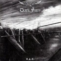 DARK FURY - W.A.R. CD NS Metal