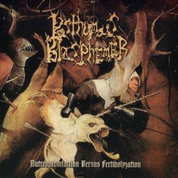 POSTHUMOUS BLASPHEMER - Putrespermfaction Versus Fertiholyzation CD Brutal Technical Death Metal