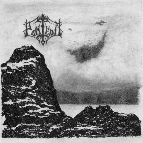PANTEON - Septum CD Black Metal